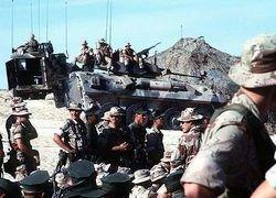В Персидский залив стягивается военная группировка небывалой мощности