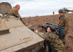 Олег Панфилов: 12 журналистов в зоне конфликта подверглись насилию