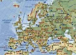 Ученые генетически разделили Европу