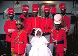 Монархи и члены королевских семей Африки