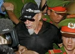 Британского певца вышлют из Вьетнама после освобождения