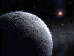 Зонд NASA Сassini рассмотрел гейзеры спутника Сатурна