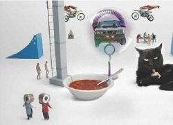 Безумный видео-ребус от Nokia