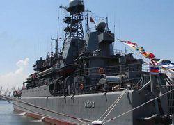 В Севастополе военные корабли США заменят Черноморский флот РФ?