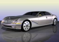 Кузов самой дорогой машины в мире сделают из вулканической породы