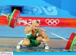 Несчастье на Олимпийских играх в Пекине