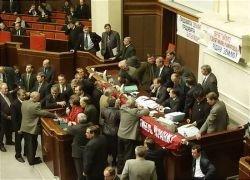 В Верховной Раде Украины зарегистрирован законопроект о денонсации соглашения по СНГ