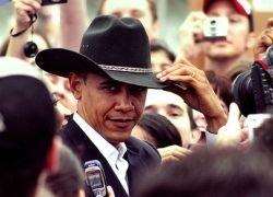 Барак Обама опережает Джона Маккейна по популярности