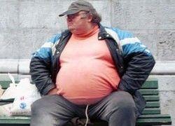 Нерегулярный спорт только способствует ожирению