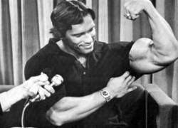 Голливудские звезды превращаются из хлюпиков в мускулистых мачо