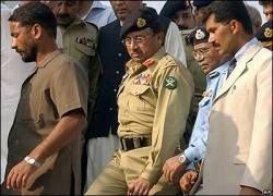 Пакистан опроверг информацию об уходе Мушаррафа в отставку
