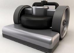 Friction Vacuum Cleaner - пылесос без электричества