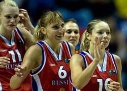 Российские баскетболистки продлили победную серию до 4-х матчей