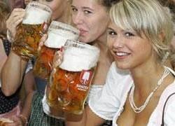 Британские пивовары заставят женщин полюбить пиво