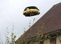 Британцы опробуют летающие тарелки в условиях городского боя