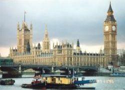 Лондон - самый популярный город среди любителей литературы