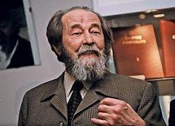 Солженицын как религиозный тип