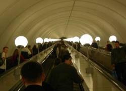 Каждый восьмой эскалатор в московском метро выработал свой ресурс