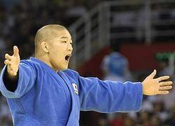 Японский дзюдоист выиграл золото Олимпиады-2008