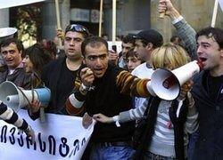 Саакашвили разбудил оппозицию