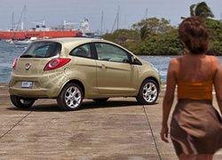 Малютка Ford Ka стала звездой очередной бондианы