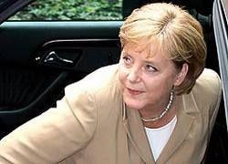 Меркель потребовала сохранить Грузию в прежнем виде
