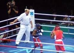 Российских спортсменов опять засуживают на Олимпиаде?
