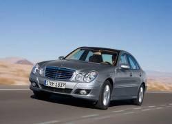 Новый Mercedes-Benz E-класса остался четырёхглазым