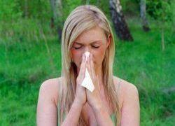 Стресс усиливает аллергию