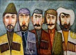 Москвичи проявили к грузинам толерантность