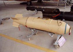 Грузия просит НАТО подтвердить использование Россией кассетных бомб