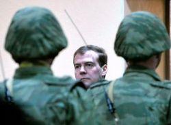Медведев скрывается от генсекретаря ООН?