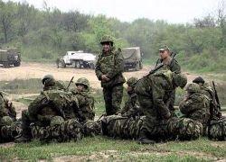 Российская армия по-прежнему остается в Грузии
