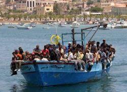 Поток нелегальных мигрантов в Италию вырос в два раза