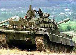 Минобороны РФ: Захвачено свыше ста единиц грузинской бронетехники