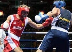 Российский боксер проиграл олимпийскому чемпиону