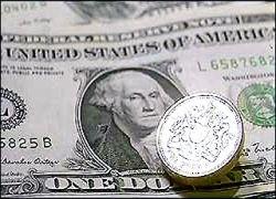 Британский фунт упал до рекордного уровня по отношению к доллару