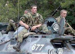 Москва не торопится выводить войска из Осетии