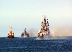 ВМФ России: корабли ЧФ повреждений не получали