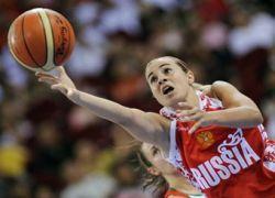Российские баскетболистки проиграли чемпионкам мира