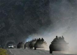 Минобороны РФ опровергло сообщения о выводе войск из Осетии