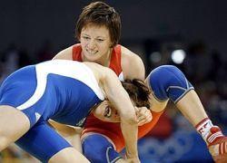 Россиянка проиграла финал олимпийского турнира по борьбе