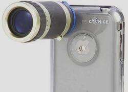 iPhone Telescope - фотообъектив для iPhone