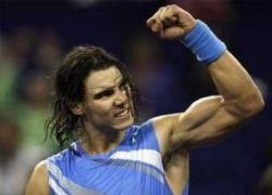 Надаль выиграл золото в теннисе