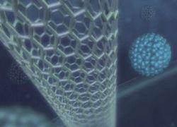 Нанопружинки защитят электронику от падений и ударов