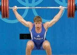 Штангист Аккаев завоевал бронзу Олимпийских игр.
