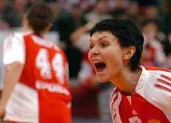 Российские гандболистки вышли в четвертьфинал