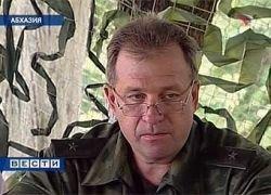 Российский генерал показал грузинский план захвата Абхазии