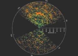 Ученые создают крупнейшую трехмерную карту Вселенной
