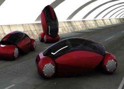 Создан проект левитирующего автомобиля на магнитных колесах